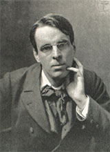 William Butler Yeats (portret)
